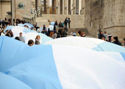 Día de la Bandera Año 2011