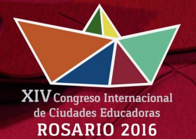 XIV Congreso Ciudades Educadoras / Rosario 2016