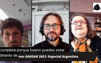 Conversaciones ANIDAR. Arquitectura y niñez. Especial Argentina.